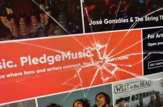 PledgeMusic konkurssin partaalla – artistit menettämässä miljoonia