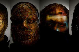 Slipknot julkaisi viralliset promokuvat uusista maskeistaan