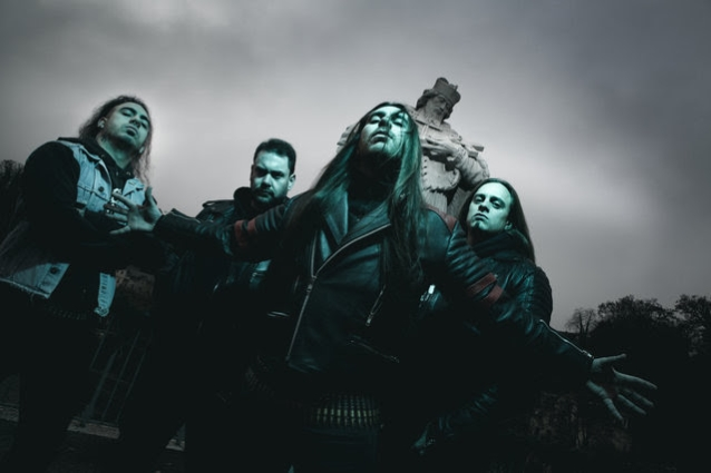 """Suicidal Angels julkaisi musiikkivideon uuden levynsä """"Bloody Ground"""" -kappaleesta"""