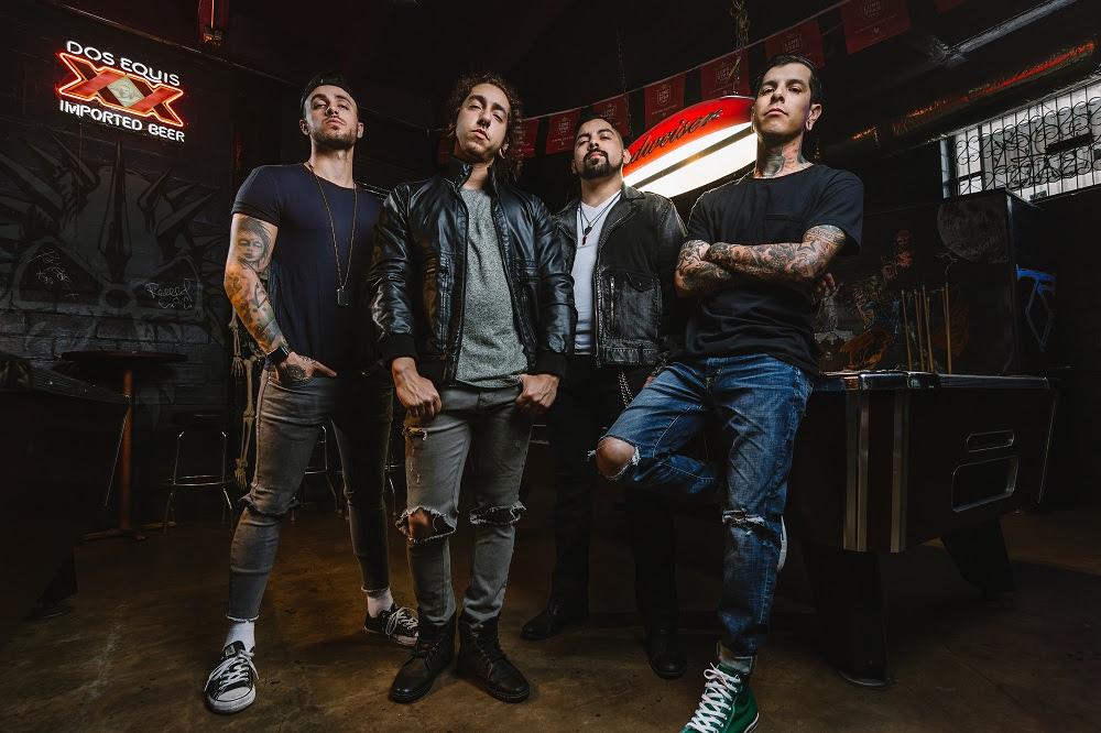 Upon A Burning Body peruu elokuiset keikkansa bändin sisäisten koronatapauksien takia