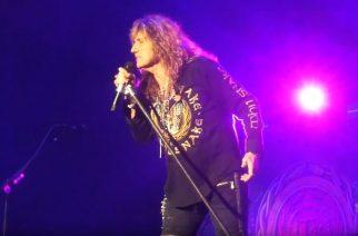 Suomeen heinäkuussa saapuva David Coverdalen kipparoima Whitesnake esiintyi Bensalemissa Yhdysvalloissa: livevideoita keikalta katsottavissa