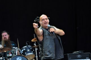 """Entiseltä Iron Maiden -laulaja Blaze Bayleylta tunnelmallinen lyriikkavideo kappaleesta """"Eagle Spirit"""""""