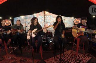 Anthrax soitti akustisen keikan Download -festivaalissa: keikka katsottavissa kokonaisuudessaan