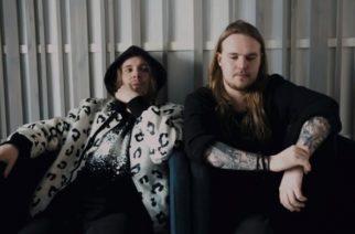 """Blind Channelin uudella """"Snake""""-kappaleella kuullaan Amaranthen Henrik """"GG6"""" Englundia"""
