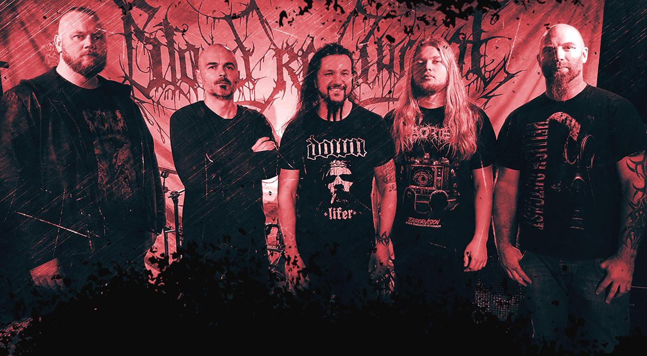 Blood Red Throne promoaa tulevaa albumiaan ensimmäisellä singlellä