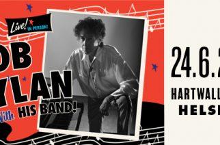 Soitetaan miten halutaan – Bob Dylan Helsingin Hartwall Areenalla 24.6.2019
