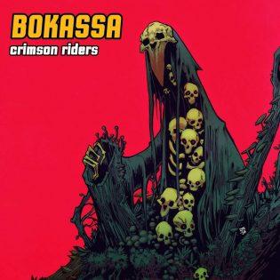 """Bokassan """"Crimson Riders"""" on mainio vyyhti niin hard rockia, metalcorea kuin stoneriakin"""
