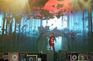 Elektronisen rockin suuruus Bring Me The Horizon villitsi Provinssissa: katso kuvat yhtyeen keikalta