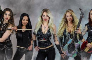 """Burning Witches julkisti tulevan albuminsa tiedot: """"Sea Of Lies"""" -kappale kuunneltavissa"""