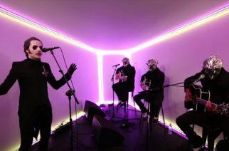 """Ghost vieraili Belgiassa sijaitsevassa Studio Brusselissa: katso yhtyeen akustinen tulkinta """"Dance Macabre"""" -kappaleesta"""