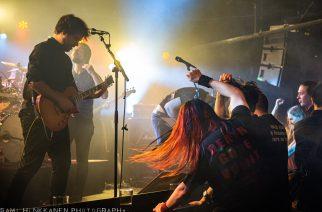 Gladenfold levynjulkkarikeikalla Turun Apollossa: katso kuvat keikalta