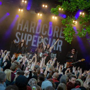 Rockperry ReLoad teki odotetun paluun Vaasaan: katso kuvat helteisestä festivaalista