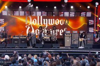 Hollywood Vampiresin esiintyminen Jimmy Kimmel Livessa katsottavissa kokonaisuudessaan