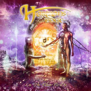 """Horizons Edgen """"Let The Show Go On"""" on power metallia puhtaimmillaan"""