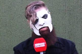 """Slipknotin Jim Root: """"En todellakaan vertailisi tulevaa levyämme 'Iowa'-albumiin"""""""