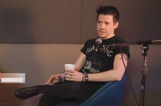 """Tobias Forge: """"Alunperin ajatukseni oli vain toimia Ghostin kitaristina, eikä johtohahmona"""""""