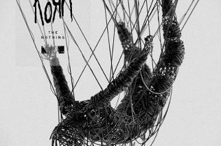 """Kornin """"The Nothing"""" on Jonathan Davisin surutyö"""
