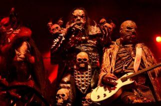 """Lordin tulevalta DVD:ltä lisää materiaalia: katso video """"Devil Is A Loser"""" -kappaleen esityksestä"""