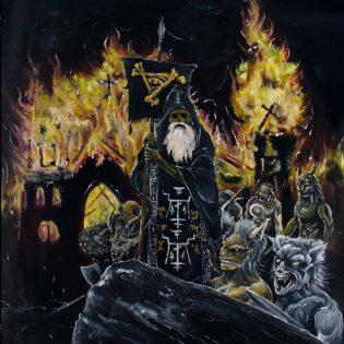 """Turkulainen black metal -yhtye Malum näyttää uudella """"Legion"""" -albumillaan kaapin paikan moderneille genrensä edustajille"""