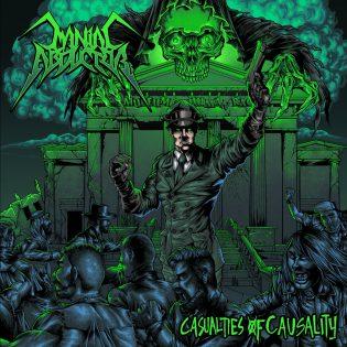 """Maniac Abductor kiitää """"Casualities of Causality"""" -debyytillään kotimaisen thrashin tähtitaivaalle"""