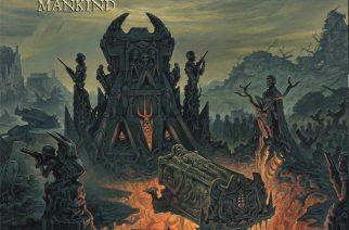 """Memoriamin """"Requiem For Mankind"""" – Birminghamin death metal -veteraanien jytäkästi jyräävä kolmas"""