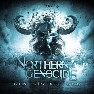 """Synkkä ja pakkasenpurema tulevaisuus – arviossa lahtelaisen Northern Genociden """"Genesis Vol. 666"""""""