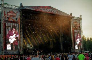Ritchie Blackmore's Rainbow'n livevideoita katsottavissa Hyvinkään keikalta