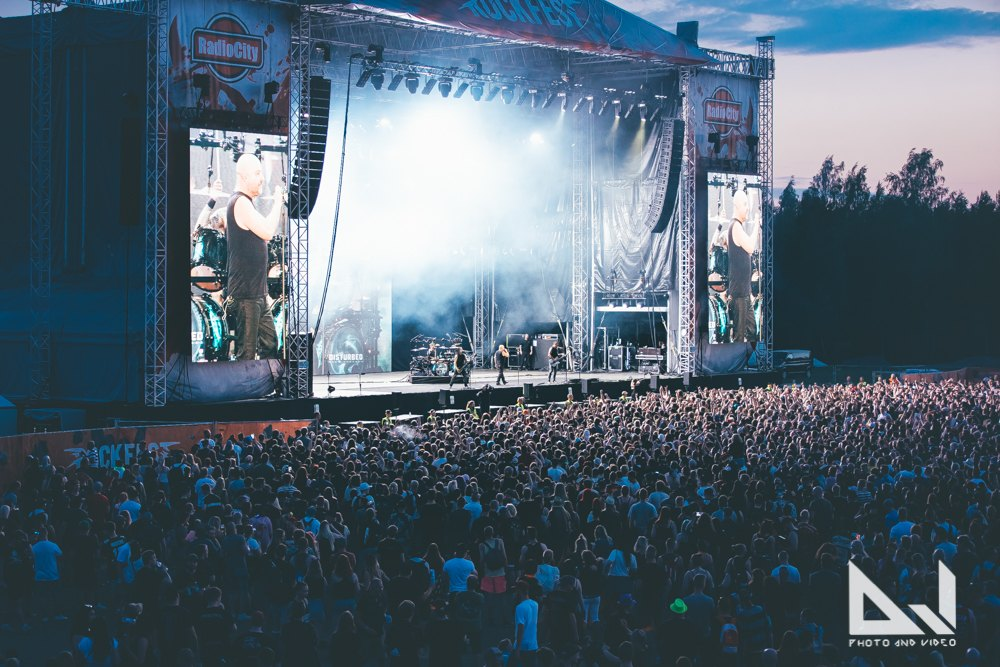 Rockfest siirtyy Tampereen Ratinan Stadionille ja Ratinanniemen Festivaalipuistoon