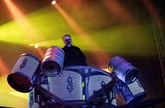"""Slipknotin Shawn """"Clown"""" Crahan kertoo olevansa innoissaan bändin uudesta perkussionistista"""