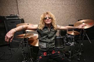 Löytyykö taskustasi ylimääräistä? – Alkuperäisen Guns N' Roses rumpalin käyttämä setti myynnissä