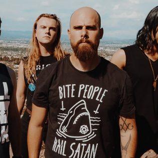 """Yhdysvaltalainen The Offering julkaisi tulevalta albumiltaan """"Failure (S.O.S)"""" -singlen lyriikkavideon kera"""