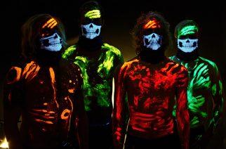 Rauhan asialla oleva maskibändi The New Death Cult julkaisi debyyttialbuminsa
