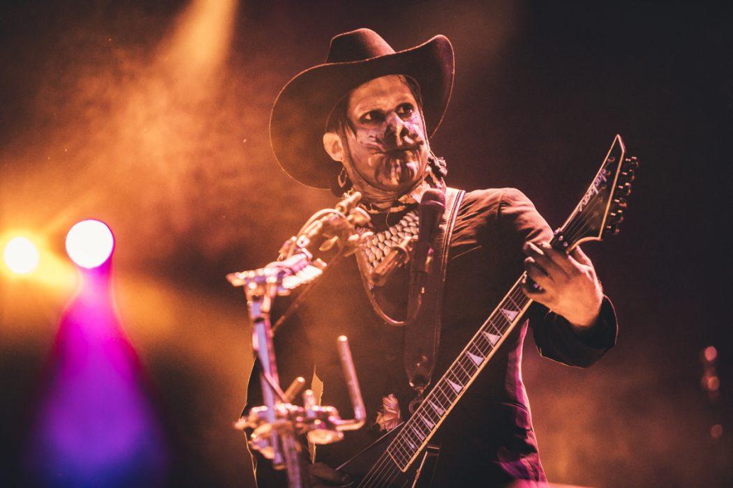 Limp Bizkit -kitaristi Wes Borland kertoo olleensa vararikossa vuonna 2001