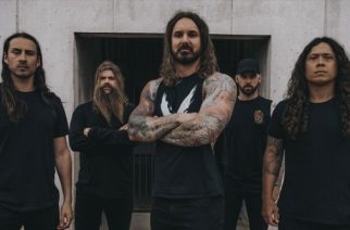 """As I Lay Dying julkaisi live-videon kappaleestaan """"Confined"""""""