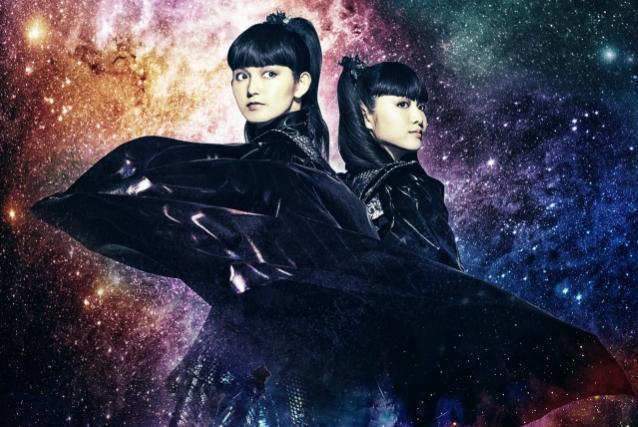 """Babymetal julkaisi uuden musiikkivideon kappaleesta """"Shanti Shanti Shanti"""""""