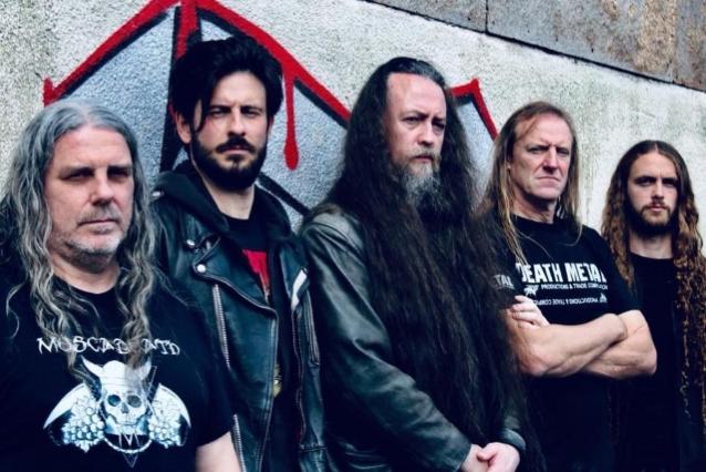 """Death metalia torstaihin: Benediction julkaisi videon """"Tear Off These Wings"""" -kappaleestaan"""