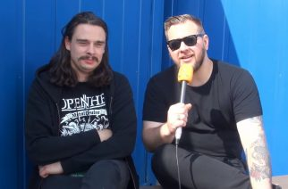"""KaaosTV tapasi Metallicalle lavan lämmittäneen Bokassan: """"Onhan tämä stadioneilla soittaminen ihan uskomaton kokemus joka ilta"""""""