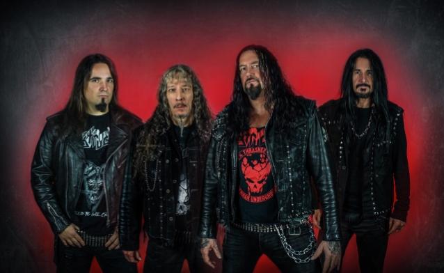 """Saksan thrash-ylpeys Destruction julkaisi uuden albuminsa: video """"Inspired By Death"""" -kappaleesta katsottavissa"""
