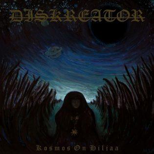 Diskreatorin debyyttialbumi on lupaavaa ja tyylirikasta kosmista black metalia