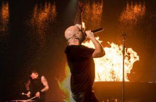 """Disturbed julkaisi Israelissa kuvatun livevideon """"Never Again"""" -kappaleestaan"""