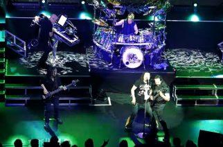 Dream Theaterin livevideoita katsottavissa hiljattaiselta Ateenan-keikalta