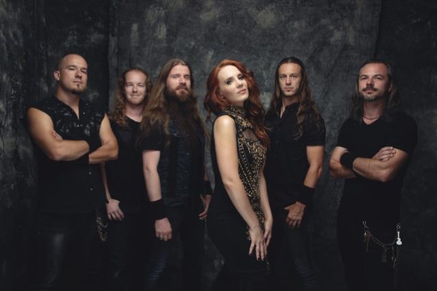 """Epica julkaisi lyriikkavideon """"Kingdom of Heaven"""" -kappaleestaan: uudelleenjulkaisu 10 vuotta täyttävältä """"Design Your Universe"""" -levyltä"""