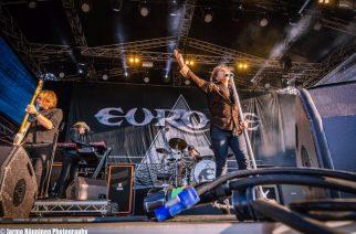 Europe suunnittelee tekevänsä dokumentin yhtyeen urasta