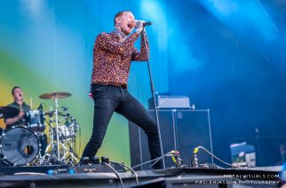 Frank Carter & The Rattlesnakes - Tuska 2019.