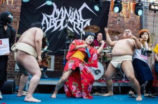 Heavy metal -neulonnan maailmanmestaruudesta kilpailtiin Joensuussa: katso videoita tapahtumasta