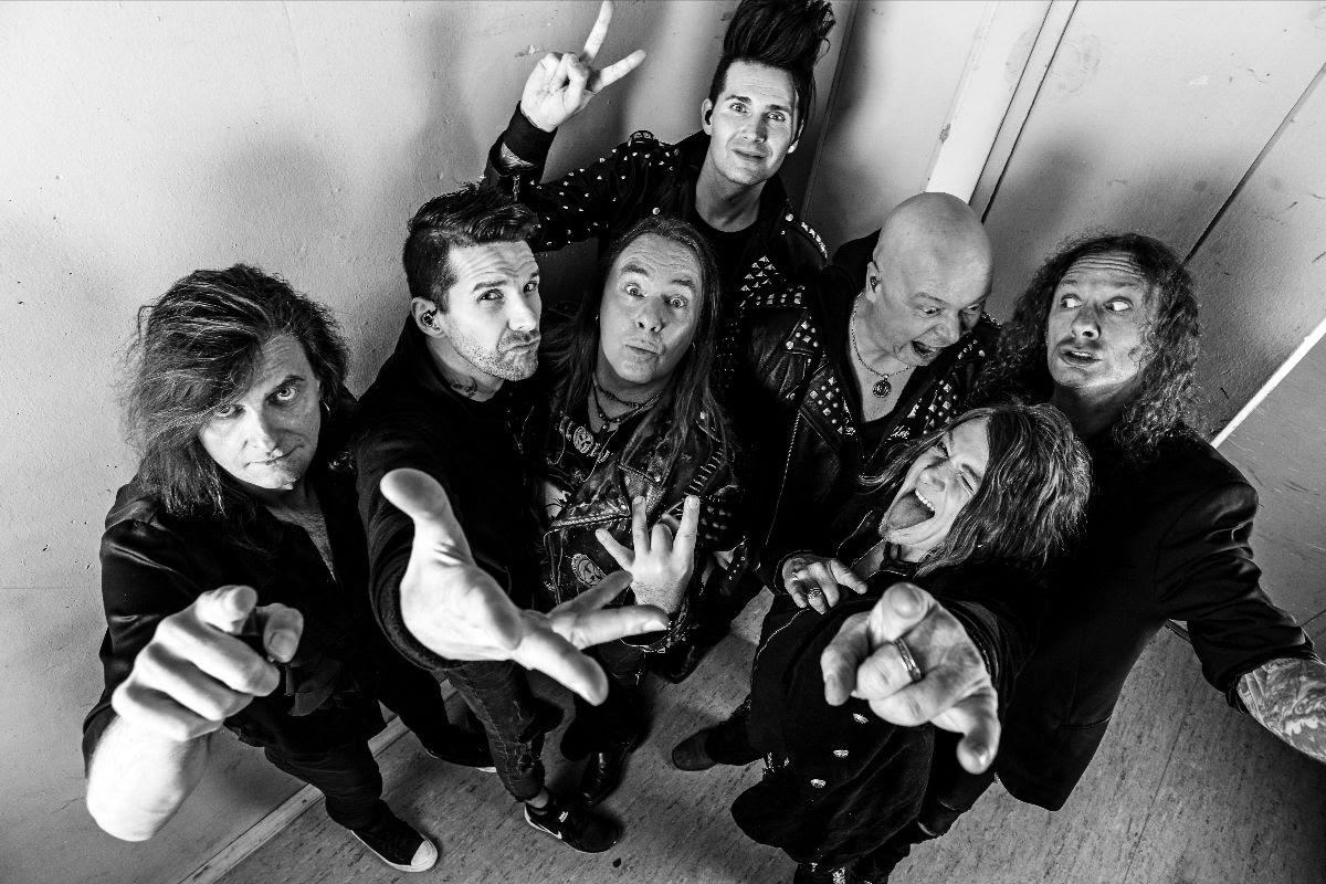 """Power metal -jättiläinen Helloween julkaisee uuden albuminsa kesäkuussa: Katso video eeppisestä """"Skyfall"""" -kappaleesta"""