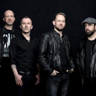 """Volbeat on käyttänyt vapaa-aikansa uuden materiaalin työstöön: """"Tässä vaiheessa voimme vain keskittyä uuden musiikin tekemiseen"""""""