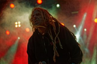 """Lamb Of Godin Randy Blythe: """"Kirjoitan lyriikoita tasan yhdelle ihmiselle eli itselleni"""""""
