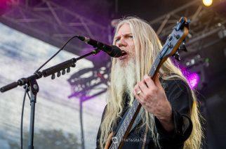 """Nightwish-basisti Marko Hietala julkaisi videon """"For You"""" -kappaleen esityksestä Sveitsin-keikaltaan"""