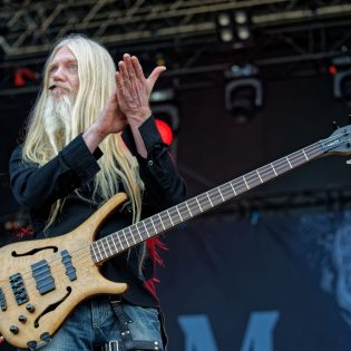 Marko Hietala - Sauna Open Air 2019